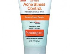 Neutrogena Oil-Free Acne Stress Control Power-Clear Scrub Review