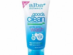 Alba Botanica Good & Clean Gentle Acne Wash Review