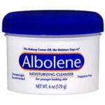 Albolene Moisturizing Cleanser Review