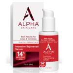 Alpha Hydrox Intensive Serum 14% Glycolic Acid Serum Review