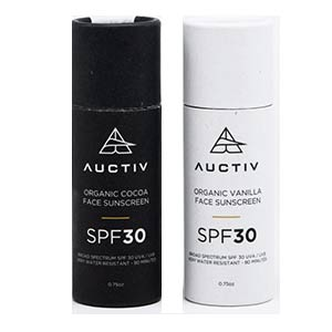 Auctiv Sunscreen Review