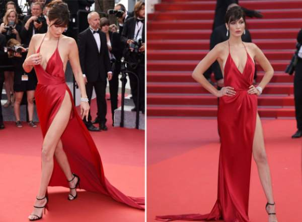 bella red carpet looks
