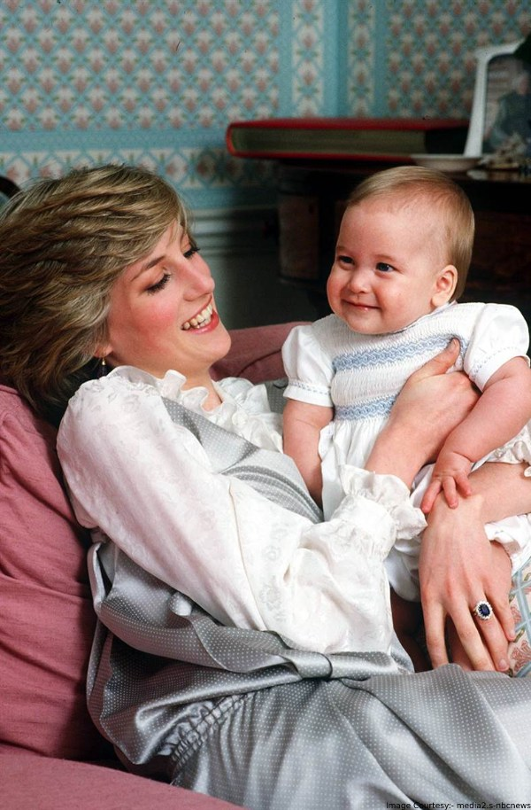 birth of prince william