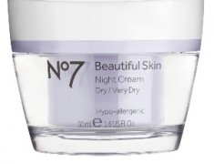 Boots No7 Beautiful Skin Night Cream Dry/Very Dry Review