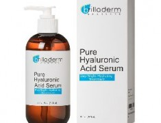 Brilladerm Skincare Pure Hyaluronic Acid Serum Review