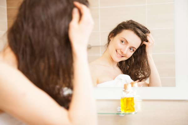 castor oil hair treatment