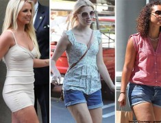 Celebrities With Cellulite: Watch Out Celebrities Body Imperfections