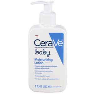 Cerave Baby Moisturizing Lotion Review