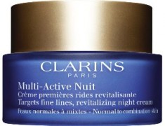 CLARINS MULTI ACTIVE NIGHT CREAM REVIEW