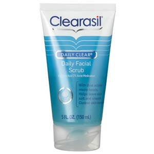 Clearasil Daily Face Scrub Review