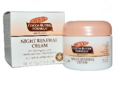 Cocoa Butter Formula Night Renewal Cream Review