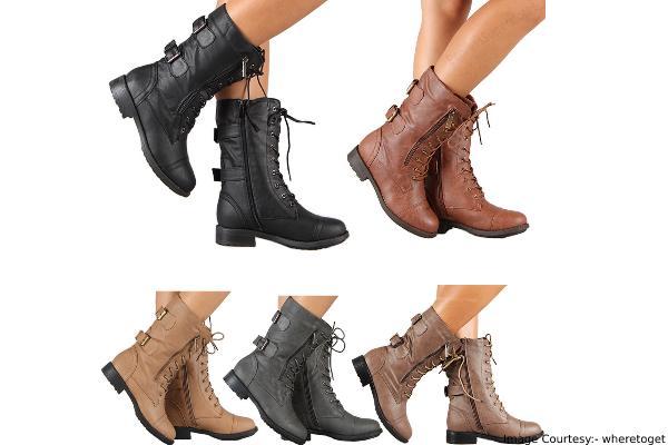 Combat Shoes