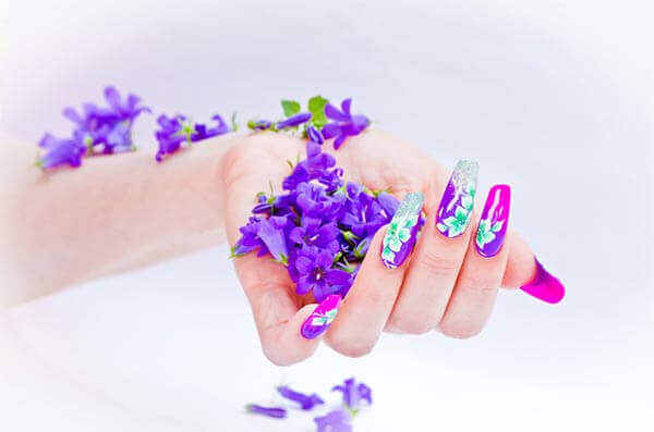 Different Types Of Artificial Nails