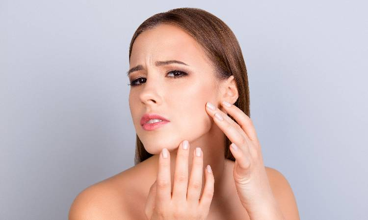 Dry Flaky Skin On Face? Don't Worry Here Are The Solutions To Treat It