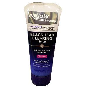 Equate Blackhead Clearing Scrub Review