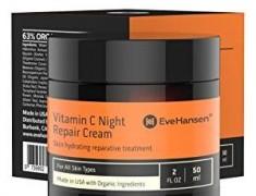 EVE HANSEN VITAMIN C NIGHT REPAIR CREAM REVIEW