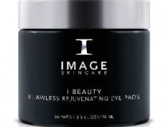 IMAGE SKINCARE FLAWLESS REJUVENATING EYE PADS REVIEW