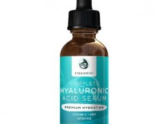 Foxbrim Hyaluronic Acid Serum Review