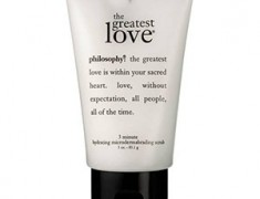 Philosophy The Greatest Love Facial Scrub Review