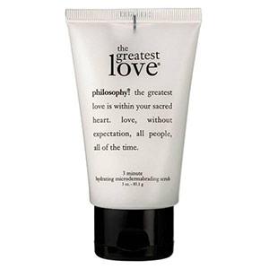 Philosophy The Greatest Love Facial Scrub