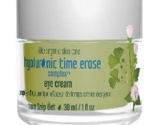 Ilike Organic Skin Care Hyaluronic Time Erase Complex Eye Cream Review
