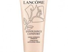 LANCOME EXFOLIANCE CONFORT EXFOLIATING CREAM REVIEW