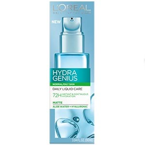 l'Oreal Hydra Genius Review