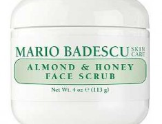 Mario Badescu Almond & Honey Non-Abrasive Face Scrub Review
