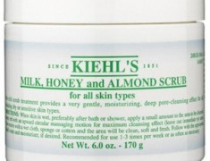 KIEHL'S MILK HONEY AND ALMOND SCRUB REVIEW