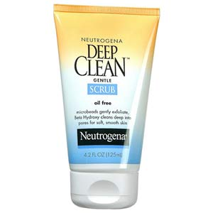 Neutrogena Deep Clean Gentle Scrub Review