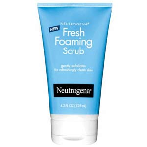 Neutrogena Fresh Foaming Scrub Review