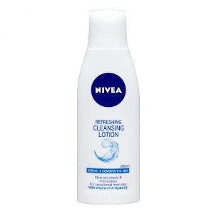 Nivea Refreshing Cleansing Lotion