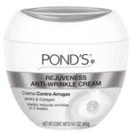 Pond's Rejuveness Anti-Wrinkle Cream Review