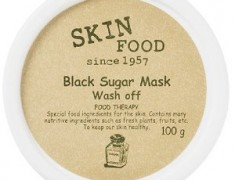SKINFOOD Wash Off Black Sugar Mask Review