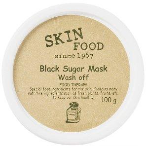 SKINFOOD Wash Off Black Sugar Mask
