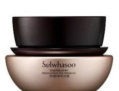 Sulwhasoo TimeTreasure Renovating Eye Cream EX Review