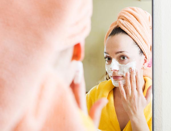 what to avoid while exfoliation