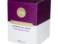 Zia Ultimate Eye Cream Review