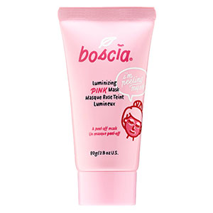 boscia luminizing pink mask