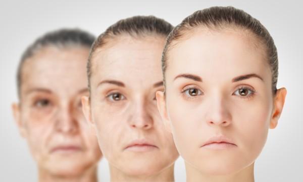 Age Causes Pores