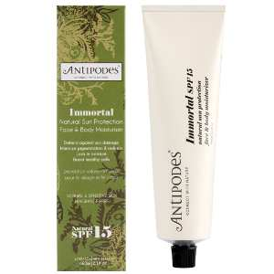 Antipodes Immortal Face and Body Moisturiser SPF15