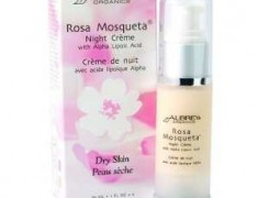 Aubrey Organics Rosa Mosqueta Night Crème Review