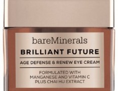 BAREMINERALS BRILLIANT FUTURE AGE DEFENSE AND RENEW EYE CREAM REVIEW