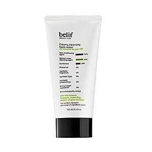Belif Creamy Cleansing Foam Moist Review