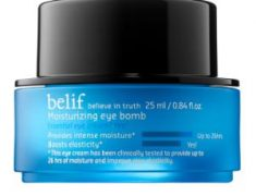 BELIF MOISTURIZING EYE BOMB REVIEW