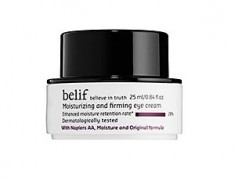 BELIF Moisturizing & Firming Eye Cream Review