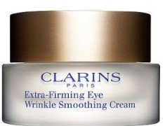CLARINS EXTRA-FIRMING EYE WRINKLE SMOOTHING CREAM REVIEW
