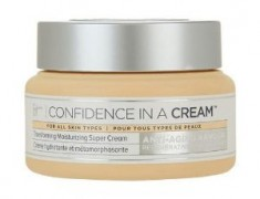 IT Cosmetics Confidence in a Cream Moisturizing Super Cream Review