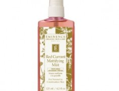 Eminence Organic Skin Care Red Currant Mattifying Mist Review
