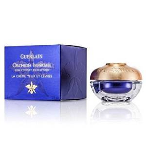 Guerlain Orchidee Imperiale Exceptional Complete Eye and Lip Cream Review